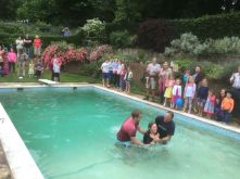 Baptism Grace Church Sussex 6
